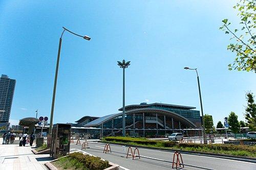 JR東静岡駅